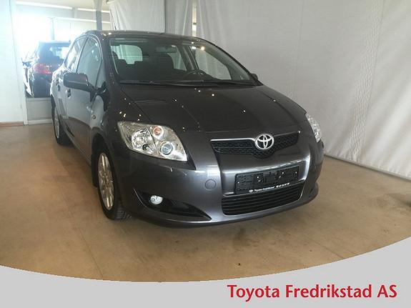 Toyota Auris 1,4 D-4D Sol MM  2007, 82000 km, kr 99000,-