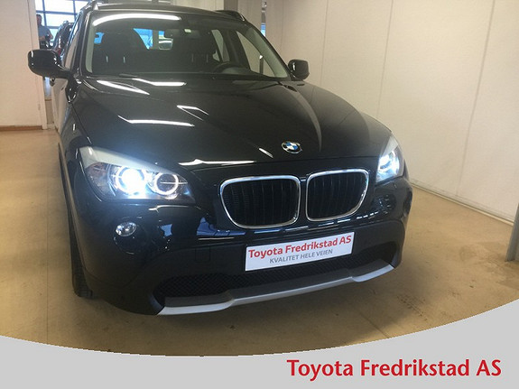 BMW X1 sDrive18d (143hk) Automat - Meget pen  2012, 65000 km, kr 239000,-