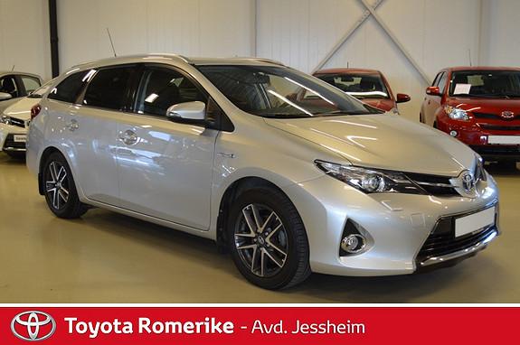 Toyota Auris 1,8 Hybrid E-CVT Active  2014, 45200 km, kr 249000,-