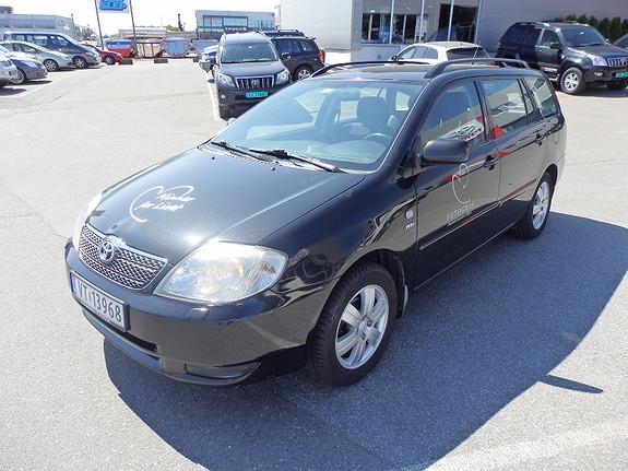 Toyota Corolla 1.6VVT-i SOL  2002, 231000 km, kr 25000,-