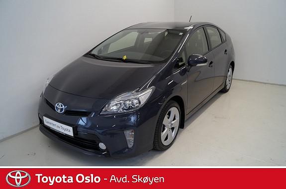 Toyota Prius 1,8 VVT-i Hybrid Advance  2013, 44443 km, kr 199900,-