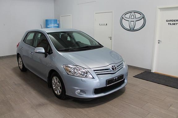 Toyota Auris 1,4 D-4D Silver-Edition **PRISGUNSTIG**DIESELGJERRIG**MYE BIL FOR PENGENE  2012, 94000 km, kr 129000,-