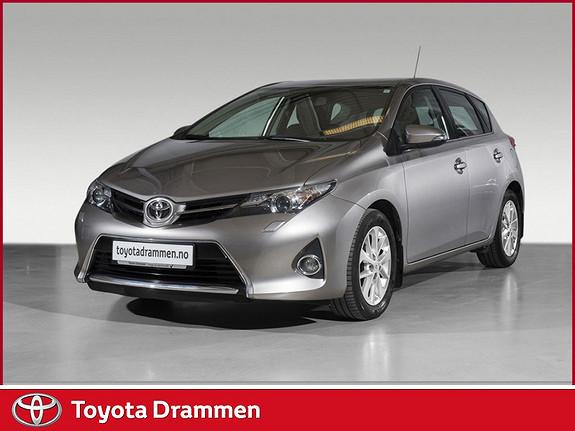 Toyota Auris 1,33 Dual VVT-i  Active  2013, 45900 km, kr 185000,-