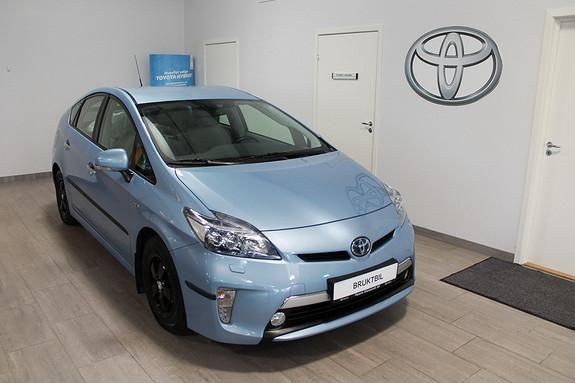 Toyota Prius 1,8 VVT-i Plug-in Hybrid Premium SJEKK PRISEN!! LADBAR**DAB-RADIO**NYBILGARANTI  2012, 47000 km, kr 229000,-