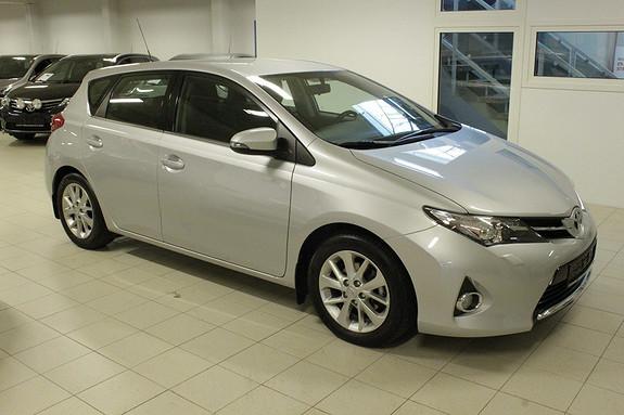 Toyota Auris 1,33 Dual VVT-i  Active+  2014, 44000 km, kr 184000,-