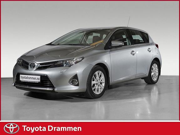 Toyota Auris 1,33 Dual VVT-i  Active  2013, 57600 km, kr 179000,-
