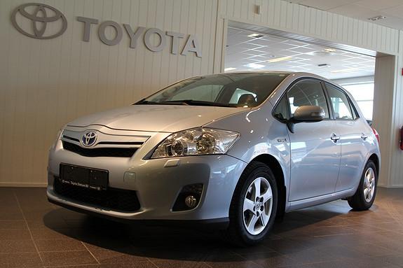 Toyota Auris 1,8 Hybrid Advance HSD  136HK Nybilgaranti  2012, 76923 km, kr 179000,-