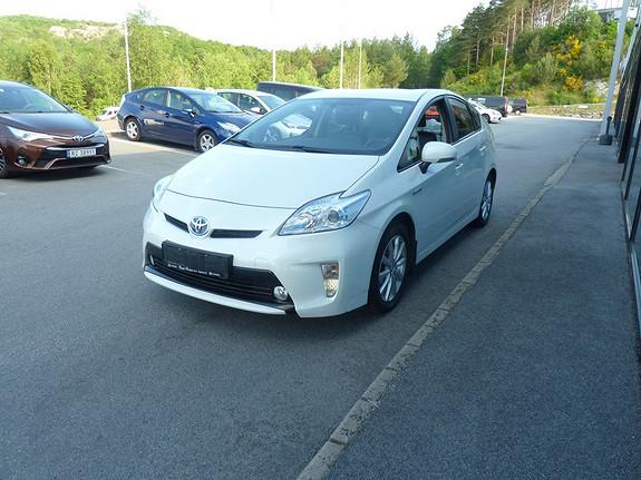 Toyota Prius 1,8 VVT-i Hybrid Advance  2012, 26687 km, kr 229000,-