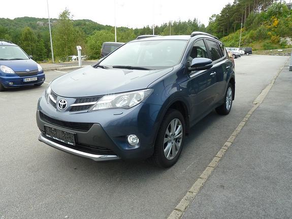 Toyota RAV4 2,2 D-4D 4WD Exective  2013, 42511 km, kr 349000,-