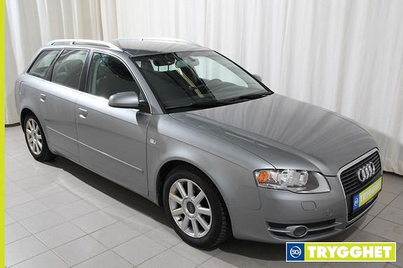 Audi A4 1,6 Avant med Garanti/Ny.reg.reim/lavt forbruk +++