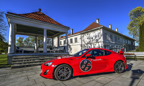 Toyota GT86 High aut. Aero.  2015, 10750 km, kr 399000,-