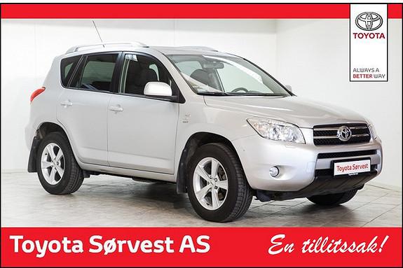 Toyota RAV4 2,2 D-4D 136hk DPF Cross Sport  2008, 92800 km, kr 189000,-