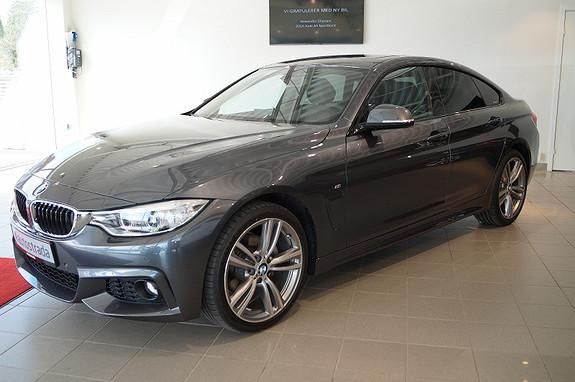 BMW 4-serie 420xDrive M-sport  2016, 5000 km, kr 649000,-