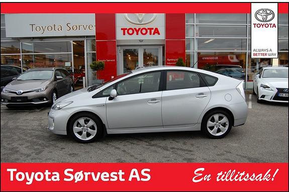 Toyota Prius 1,8 VVT-i Hybrid Advance  2014, 19200 km, kr 259000,-
