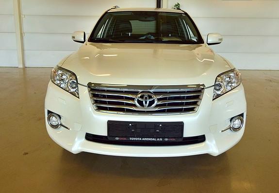 Toyota RAV4 2,2 D-4D Vanguard Executive Meget hel og pen 1 eier, al  2011, 105000 km, kr 249000,-
