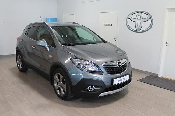 Opel Mokka 1.7 CDTI ecoFLEX Cosmo **PRISGUNSTIG OG VELHOLDT**PRAKTISK**NYBILGARANTI**LAV KM  2014, 24500 km, kr 239000,-