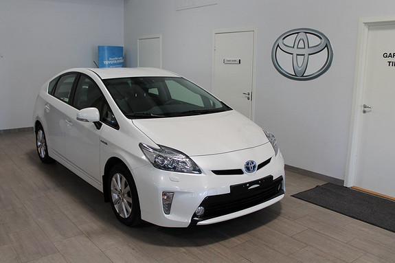 Toyota Prius 1,8 VVT-i Hybrid Executive **VELHOLDT**LAV KM**DRIFTSIKKER**NYBILGARANTI  2012, 48784 km, kr 189000,-