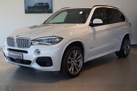 BMW X5 40e xDrive M-sport 313hk  2016, 16500 km, kr 999000,-