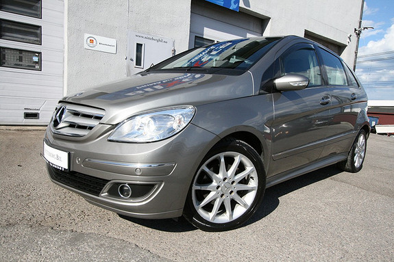 VS Auto - Mercedes-Benz B-Klasse