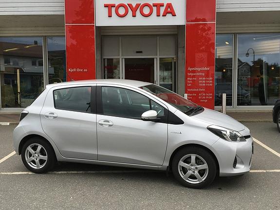 Toyota Yaris 1,5 Hybrid Active e-CVT  2013, 65921 km, kr 165000,-