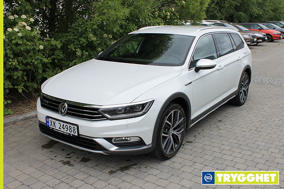 Volkswagen Passat Alltrack 2,0 TDI 190hk 4MOTION DSG