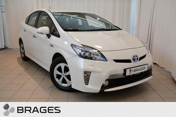 Toyota Prius 1,8 VVT-i Plug-in Hybrid Advance 1-eier, Ryggekam, Cruise, Tectyl, Multiratt, HUD+  2013, 23600 km, kr 225000,-