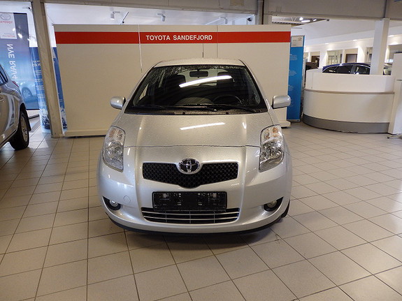 Toyota Yaris 1.3VVT-i Sol Sprint  2007, 34000 km, kr 105000,-