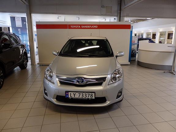 Toyota Auris 1.8VVT-i HSD EXE  2012, 55699 km, kr 189000,-