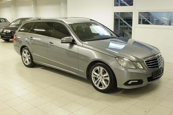 Mercedes-Benz E-Klasse E350 CDI 4MATIC Avantgarde aut.  2010, 202000 km, kr 369000,-