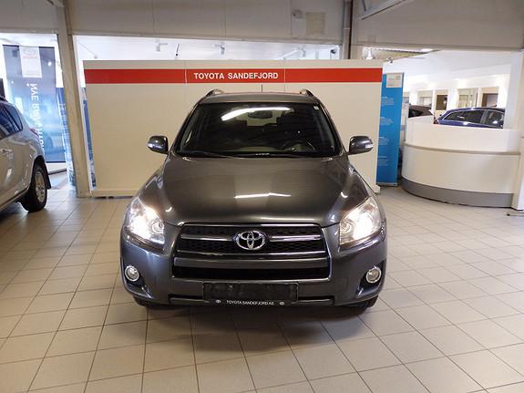 Toyota RAV4 2.2D-4D DPF Executive  2010, 178500 km, kr 189000,-