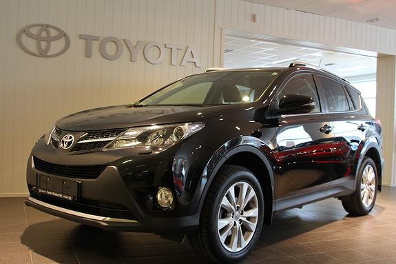 Toyota RAV4 2,2 D-4D 4WD Active motorvarmer  2013, 65796 km, kr 365000,-