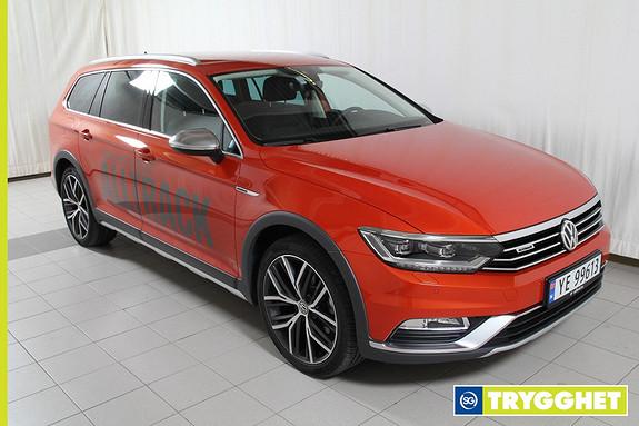 Volkswagen Passat Alltrack 2,0 TDI 190hk 4MOTION DSG Head-up Display,2200kg hengervekt