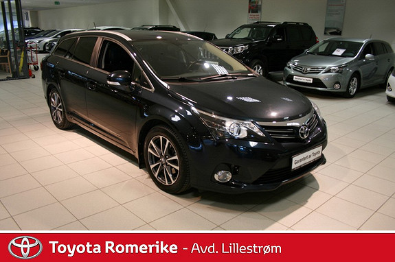 Toyota Avensis 2,0 D-4D 124hk Executive  2013, 56584 km, kr 239000,-