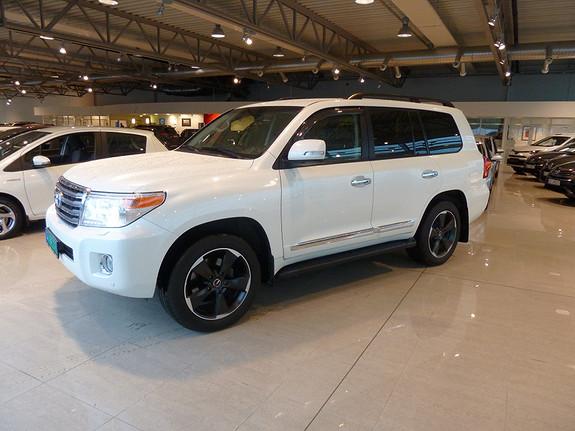 Toyota Land Cruiser V8 V8 D-4D Luxury  2013, 82310 km, kr 639000,-