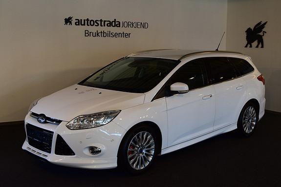 Ford Focus 1,6 TDCi 115hk Titanium DAB/Styling/Sony/Park.assist/Xenon ++++  2013, 44100 km, kr 189000,-