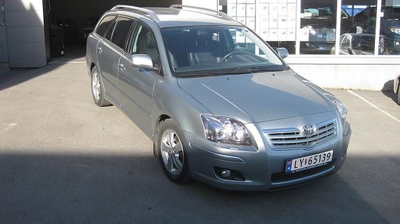 Toyota Avensis 2.0D-4D DPF EXECUTIVE  2008, 155000 km, kr 129000,-