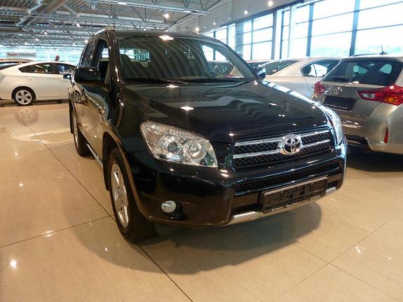 Toyota RAV4 2,2 D-4D 136hk DPF Cross Sport  2008, 106000 km, kr 189000,-