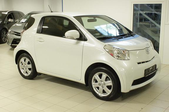 Toyota IQ 1,0VVT-i  2009, 68000 km, kr 69000,-