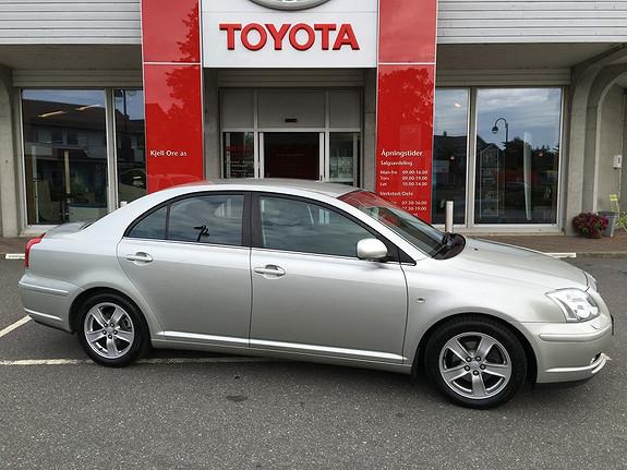Toyota Avensis 1,8 Sol Business m/ avtagbart hengerfeste, parkeringssensor ++  2005, 159311 km, kr 79000,-
