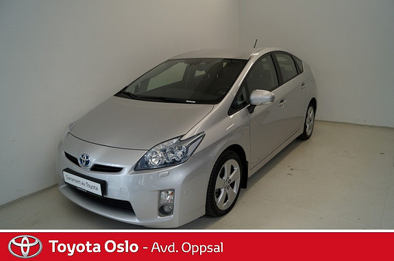 Toyota Prius 1,8 VVT-i Hybrid Executive  2010, 87569 km, kr 169900,-