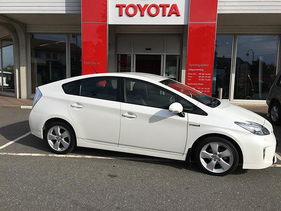 Toyota Prius 1,8 VVT-i Hybrid Advance LAV KM  2013, 15871 km, kr 239000,-