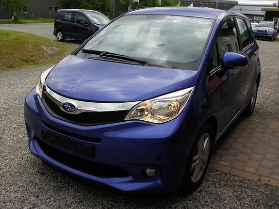Subaru Trezia 1.4D Classic  2011, 40785 km, kr 144900,-