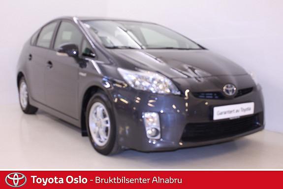 Toyota Prius 1,8 VVT-i Hybrid Premium  2011, 47058 km, kr 199900,-