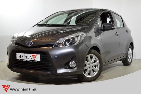 Toyota Yaris 1,5 Hybrid Active e-CVT NAVI, RYGGEKAMERA, BLUETOOTH+++  2013, 31000 km, kr 179000,-