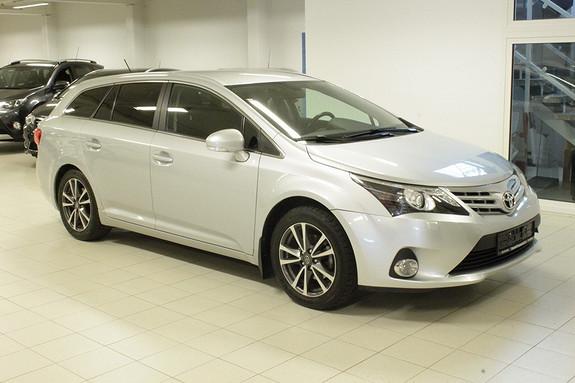 Toyota Avensis 1,8 147hk Advance Multidrive S  2012, 44000 km, kr 249000,-