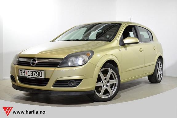 Opel Astra 1,6  Sport  2004, 118000 km, kr 49000,-