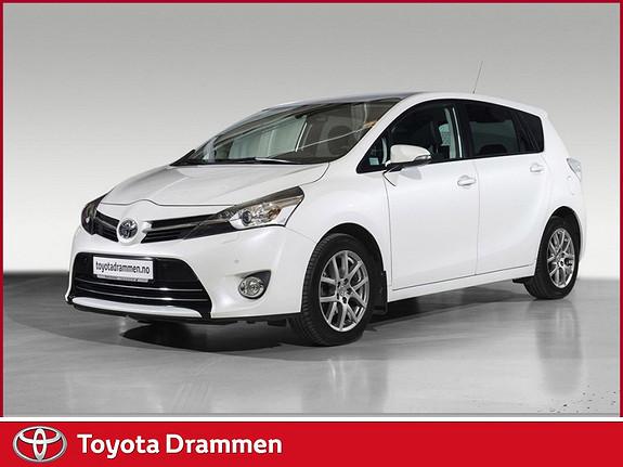 Toyota Verso 1,8 VVT-i Executive Multidrive S 7s  2013, 31500 km, kr 299000,-