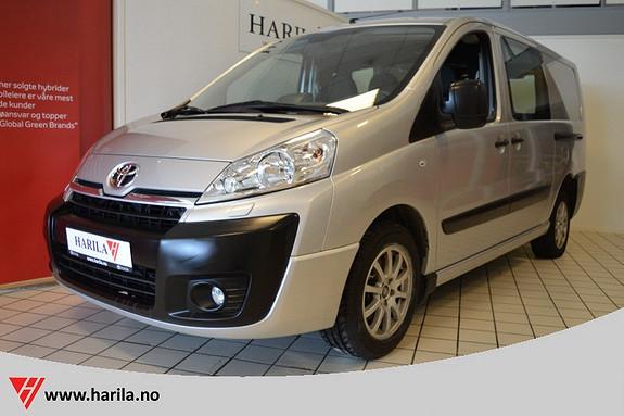 Toyota Proace 2,0 128hk L1H1 (m/bakluke)  2013, 43000 km, kr 219000,-