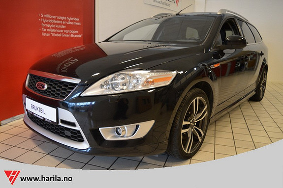 Ford Mondeo 2,0 TDCI 115hk Titanium  2010, 131247 km, kr 139000,-