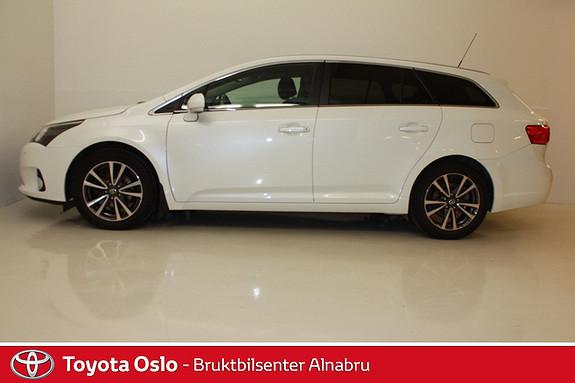 Toyota Avensis 2,0 D-4D 124hk Advance  2013, 45482 km, kr 239000,-